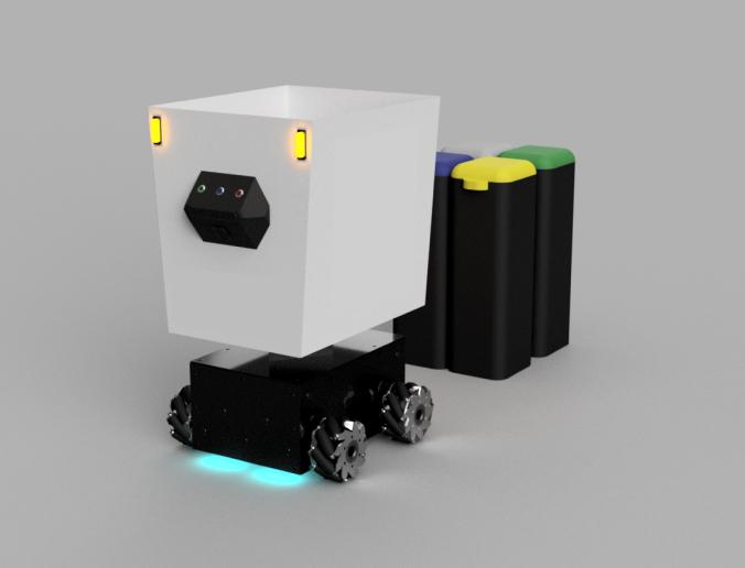 Personnalisation Robot LN 2