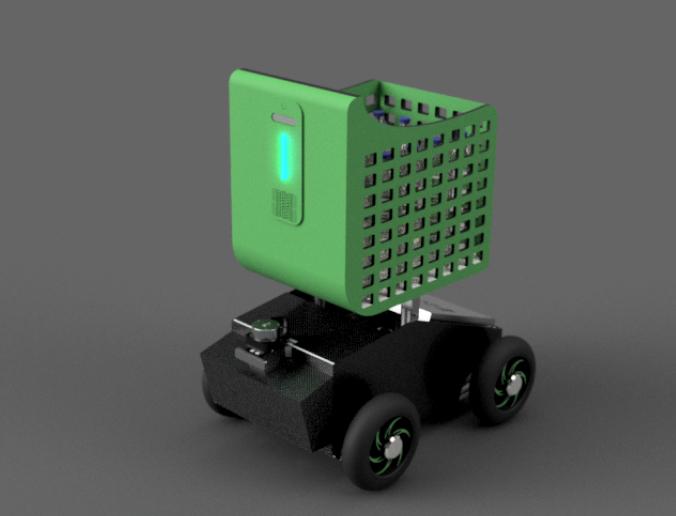 Personnalisation Robot LN 3