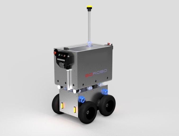 Personnalisation Robot LN 4